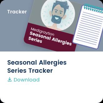 Seasonal Allergies Series Tracker