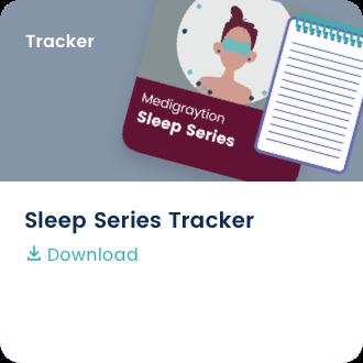 Sleep Series Tracker